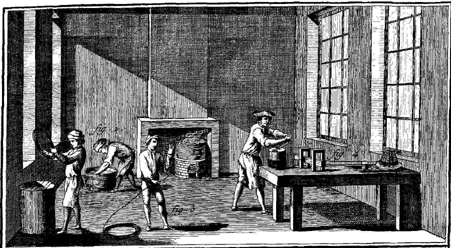 division of labour Adam smith's dictum that the division of labour is limited by the extent of the  market is invoked as an explanation of observed intra‐industry trade the  strongest.